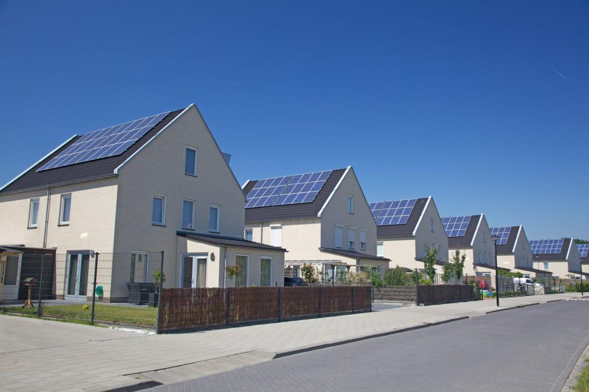 werking zonnepanelen