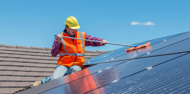 onderhoudsabonnement zonnepanelen