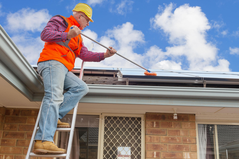 zonnepanelen onderhoudsabonnement